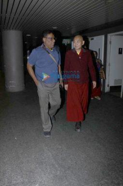 Katrina Kaif and Deepika Padukone snapped at the airport