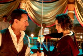 Movie Stills Of The Movie Rangoon