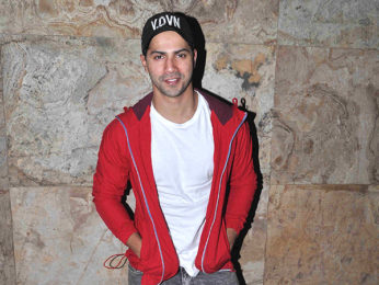 SHOCKING: Varun Dhawan's jacket catches fire at an awards show