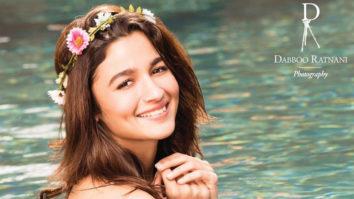 """Alia Bhatt Is Looking Beautiful, Stunning, It's Sexy Yet Smiley"" Dabboo Ratnani vid"