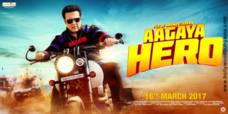 First Look Of The Movie Aagaya Hero