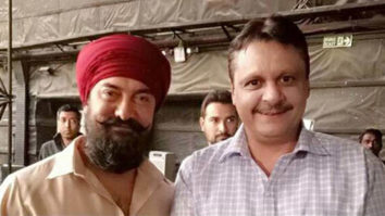 Aamir Khan's turban look