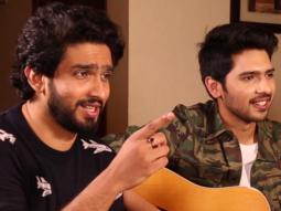 Armaan Malik & Amaal Mallik's MUSICAL Rapid Fire On Salman Khan, Shah Rukh Khan, Varun Dhawan-VDO