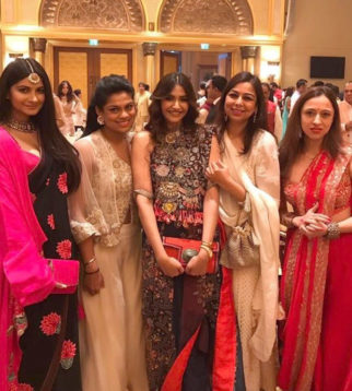 Check out Sonam Kapoor and Arjun Kapoor attend their cousin Akshay Marwah's mehendi ceremony