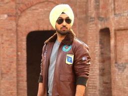 Diljit-Dosanjh-In-Brown-Jacket