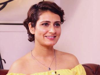 Fatima Sana Shaikh Walks Down The Memory Lane Of Shooting Dangal vid