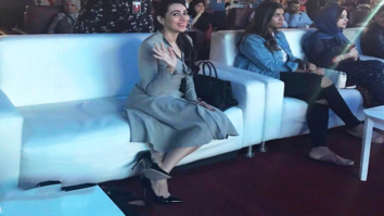 Karisma Kapoor gets trolled for having organizers hold an umbrella for her features