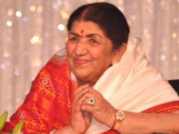 Lata Mangeshkar felicitated with Legendary Award by the Brand Laureate