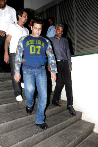 Salman Khan, Iulia Vantur and others at 'Tubelight' wrap up bash