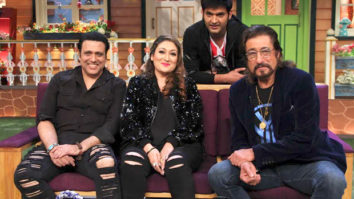 Shakti Kapoor surprises Govinda on sets of Kapil's comedy show