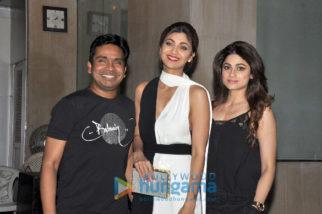 Sushant Singh Rajput, Shilpa Shetty, Shamita Shetty snapped at Ekta Kapoor's bash