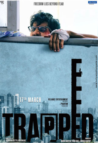 First Look Of The Movie Trapped