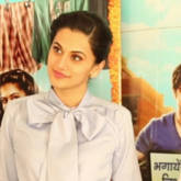 You Can Expect Something VERY BEAUTIFUL From Runningshadi Taapsee Pannu vid