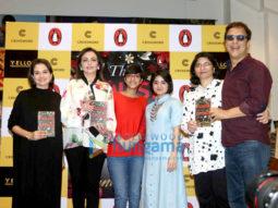 Zaira Wasim & Nita Ambani at the launch of Zuni Chopra's book 'House That Spoke'