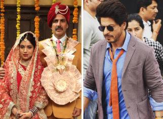 Akshay Kumar Vs Shah Rukh Khan Akshay's Toilet – Ek Prem Katha to clash with Shah Rukh Khan's next on Independence Day weekend