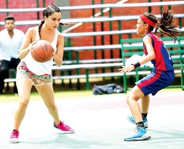 Check out: Shraddha Kapoor transformed into a badass basketball player for Half Girlfriend