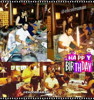 Check out Sneak peek at Emraan Hashmi's birthday celebration