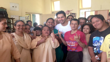 Guess how Varun Dhawan surprised his special fans