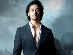Guess what is Tiger Shroff