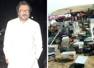 Padmavati sets vandalized again with petrol bombs in Kolhapur; Bhansali to file complaint