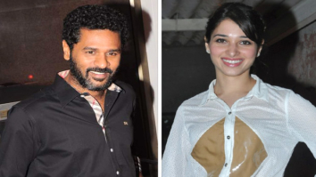 Prabhu Dheva and Tamannah Bhatia starrer gets international filmographer Corey Geryak on board