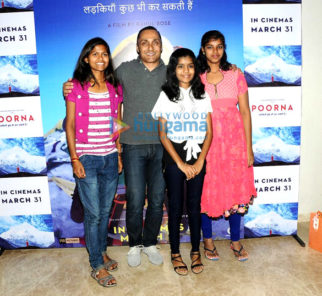 Special screening of the film 'Poorna'