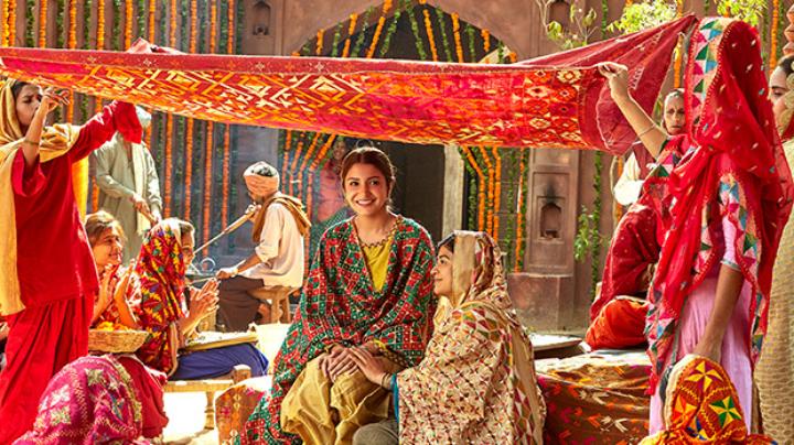 The Wedding Song Din Shagna Da From Phillauri Featuring Anushka Sharma Diljit Dosanjh