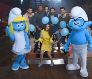 Wow! These Hollywood stars visited the sets of Golmaal Again