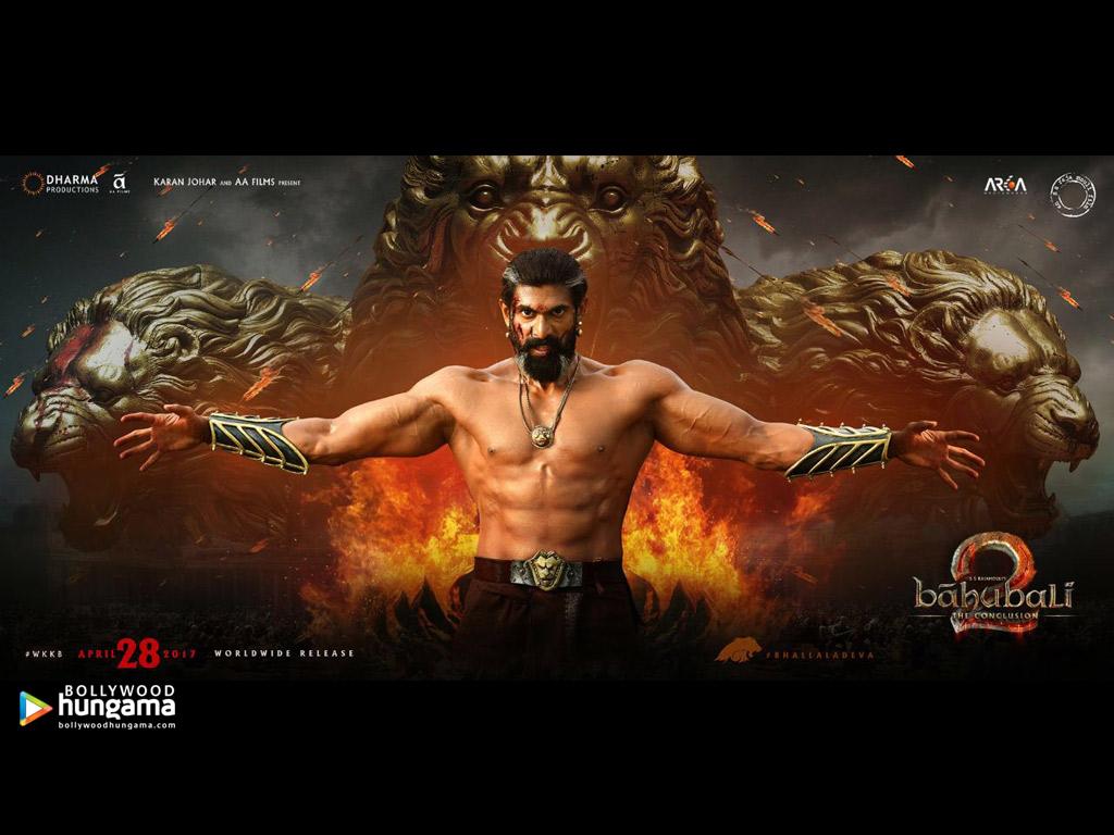 Prabhas Baahubali The Conclusion Movie Wallpapers Ultra: Baahubali 2 – The Conclusion 2017 Wallpapers