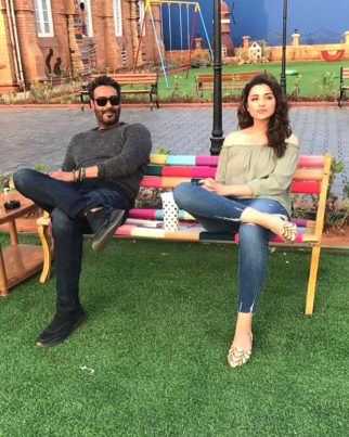 Check out Parineeti Chopra and Ajay Devgn's Golmaal Again swag is on point