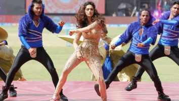 Disha Patani Looks SMOKING HOT In This Behind The Scenes Footage Of Her IPL Performance