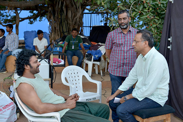 Here are some never-seen-before photos from SS Rajamouli's Bahubali - The Conclusion sets