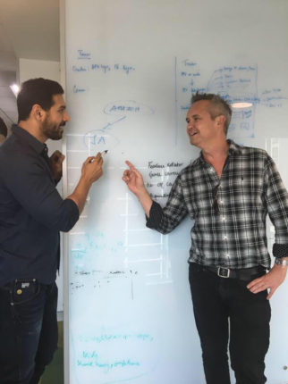 John Abraham meets Amazon Studios' head Roy Price for future partnership