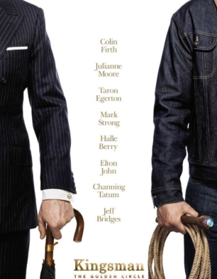 Kingsman The Golden Circle (English)