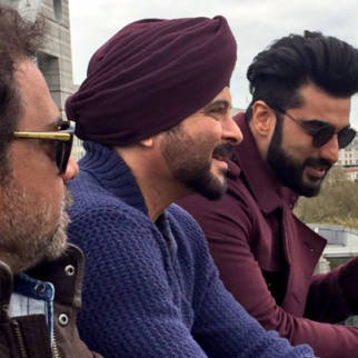 Mubarakan Behind The Scenes Anil Kapoor ROCKS As A Dancing Sardar