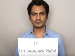 Nawazuddin Siddiqui slams religion based politics in an empowering video