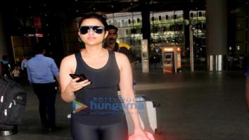 Parineeti Chopra returns from 'Golmaal Again' Hyderabad schedule