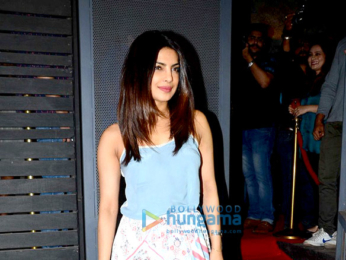 Priyanka Chopra hosts success bash of her Marathi movie 'Ventilator'