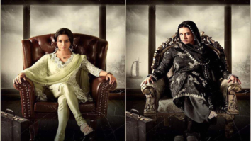REVEALED Shraddha Kapoor's two different avatars in Haseena - The Queen of Mumbai