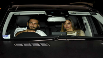 Ranveer Singh and Deepika Padukone are very much together and here is the proof!