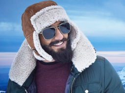 Ranveer Singh's Bobsleigh FREEZING Taxi Ride Is Nothing Less Than A Dream video