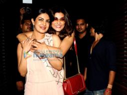 Rekha, Kangna Ranaut, Madhuri Dixit, Sushmita Sen and many more at Priyanka Chopra's bash for movie 'Ventilator' National award win