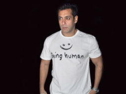 Salman Khan and his manager
