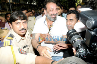 Sanjay Dutt makes a court appearance in Noorani case
