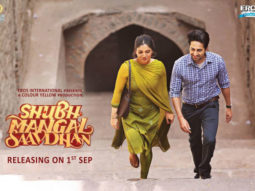 First Look Of The Movie Shubh Mangal Saavdhan