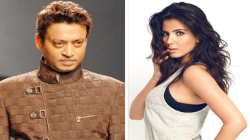 This is the real reason why Kriti Kulhari has been stripping Irrfan Khan off his 'fur' features