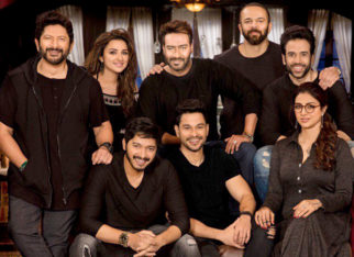 Watch Parineeti Chopra and Golmaal cast embarrasses Ajay Devgn by playing his old movie