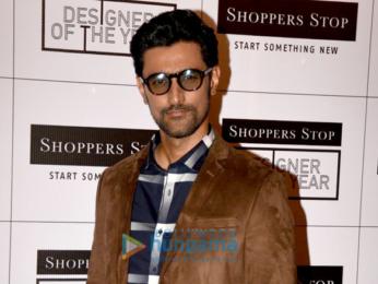 Aditi Rao Hydari and Kunal Kapoor walk for Shoppers Stop designer of the Year event