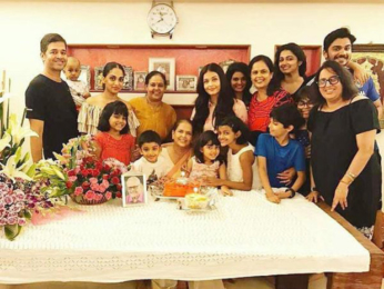 Aishwarya Rai Bachchan celebrates mom Vrinda Ria's birthday with Aaradhya Bachchan