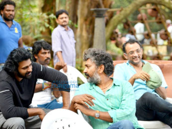 On The Sets Of The Movie Baahubali 2 – The Conclusion